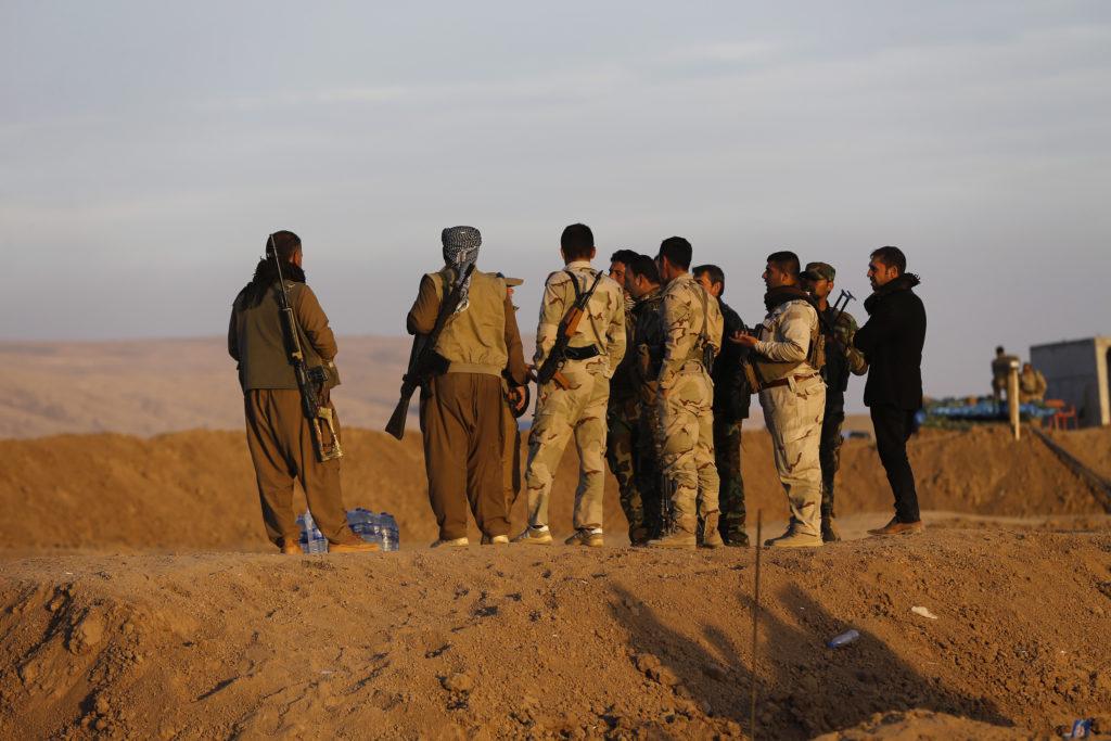 Η Τουρκία βομβάρδισε το Βόρειο Ιράκ-12 νεκροί Κούρδοι
