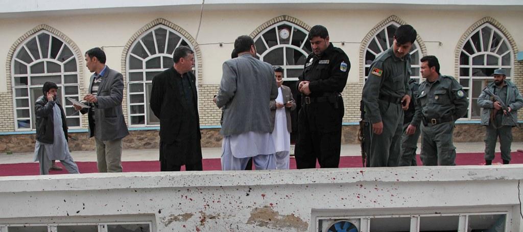 Αφγανιστάν: Επίθεση βομβιστών αυτοκτονίας του ISIS στην πόλη Χεράτ