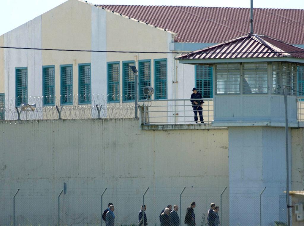 Φυλακές Τρικάλων: Θρίλερ με ομηρία αρχιφύλακα