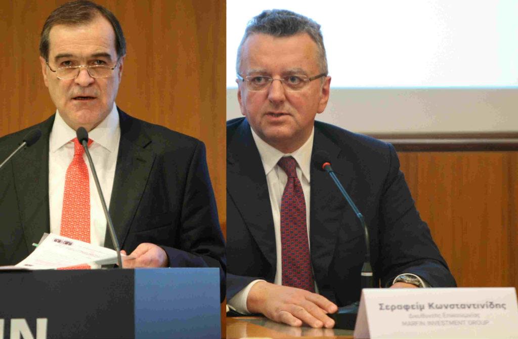 Σεραφείμ Κωνσταντινίδης – Τέλος εποχής Βγενόπουλου στη MIG μετά την απομάκρυνσή του