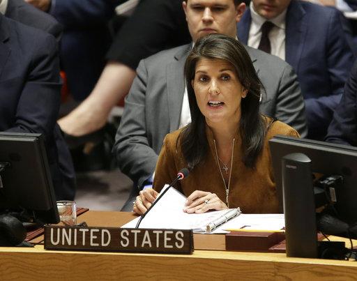 Συρία: ΟΙ ΗΠΑ ετοιμάζουν απάντηση στα χημικά – Τι δήλωσε η πρεσβευτής στο Συμβούλιο Ασφαλείας