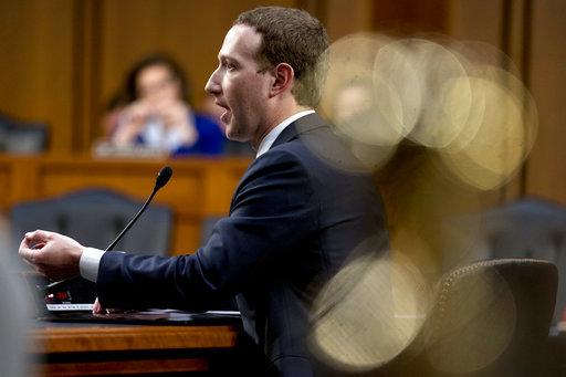 Ο κύριος Facebook ζήτησε συγγνώμη ενώπιον του Κονγκρέσου για τα λάθη του