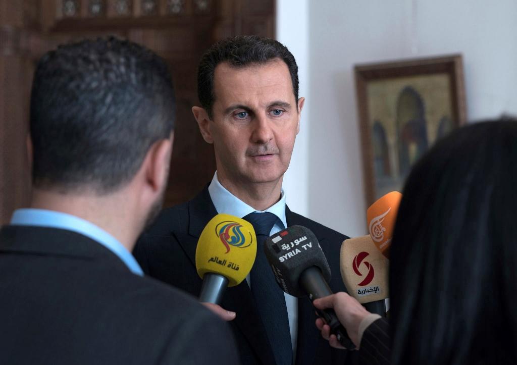 Οι ΗΠΑ αποκλείουν τις κατ' ιδίαν συνομιλίες με τον Σύρο πρόεδρο Άσαντ