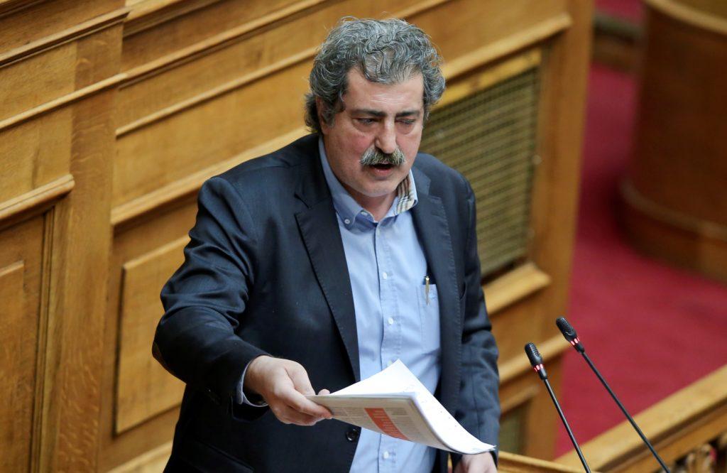 Ο Πολάκης «ξεμπροστιάζει» τον βουλευτή του Ποταμιού, Γιώργο Μαυρωτά