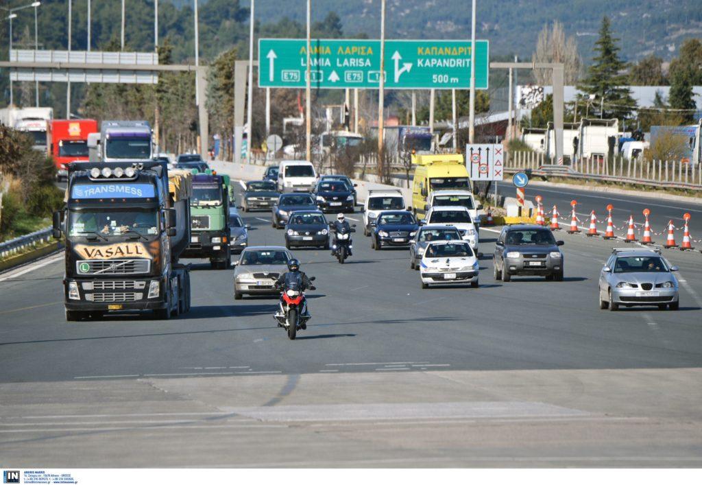 Χωρίς προβλήματα στους δρόμους διεξάγεται η επιστροφή των εκδρομέων