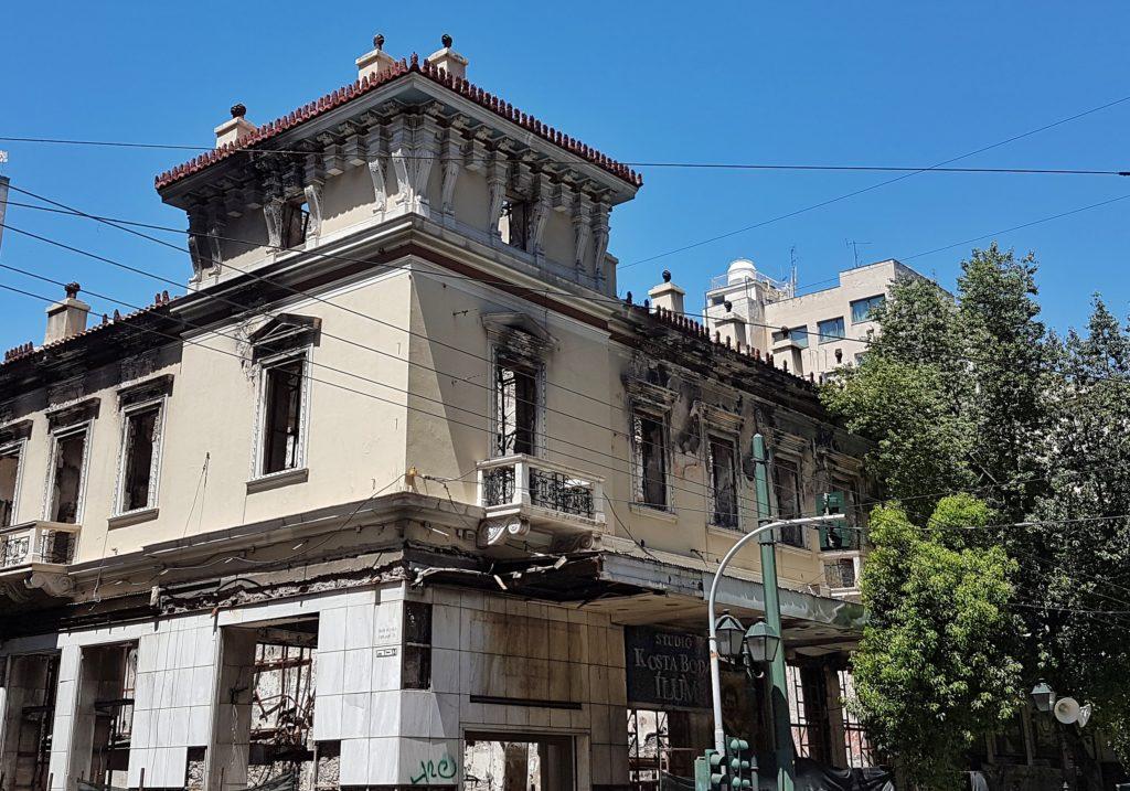 Η «Kosta Boda» ζητά αποζημίωση 4,8 εκατ. από το Δημόσιο για τη φωτιά του 2012