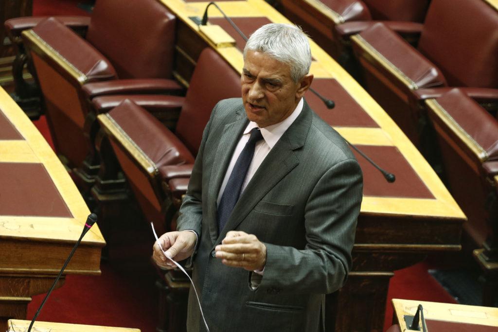 Βουλευτής της ΝΔ… αμφισβητεί τη συνθήκη της Λωζάνης (Video)