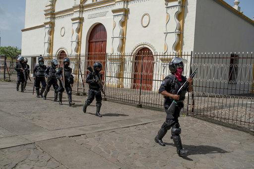 Νικαράγουα: Δύο νέοι νεκροί από συγκρούσεις με φόντο μια εκκλησία
