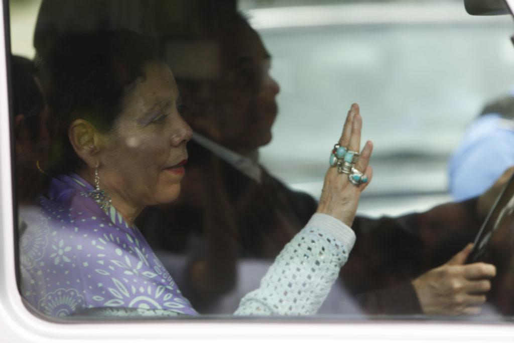 Η αντιπρόεδρος της Νικαράγουας κατηγορεί την αντιπολίτευση για 197 θανάτους