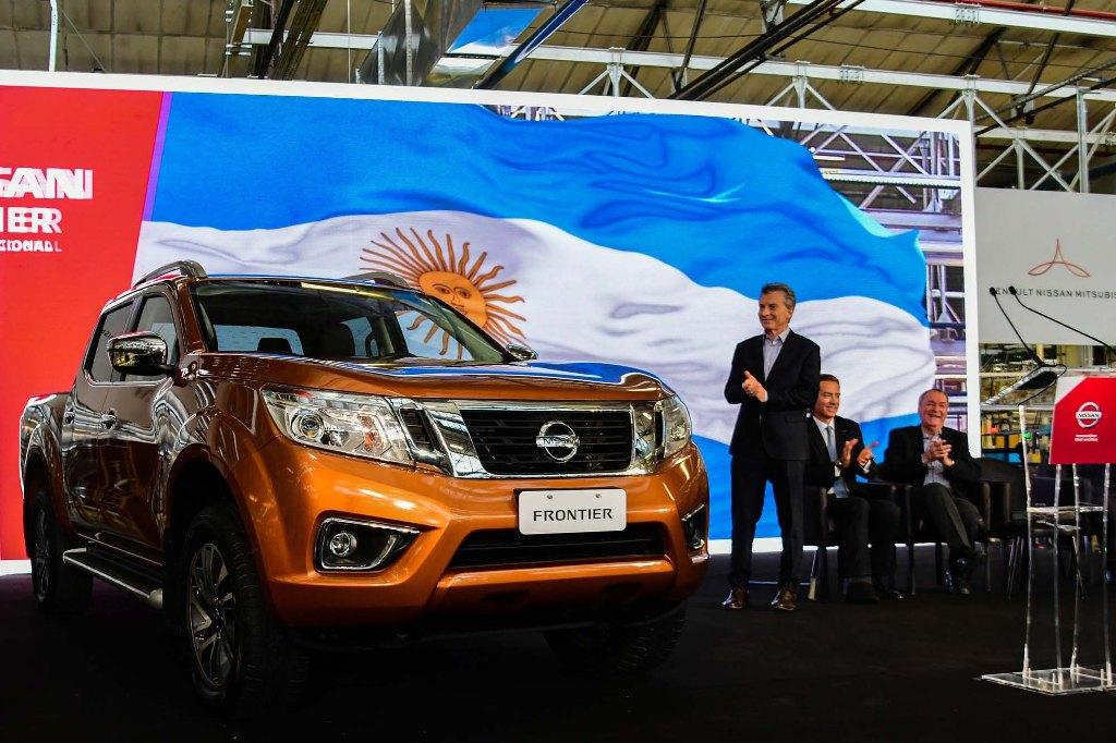 Η παραγωγή του Nissan NAVARA