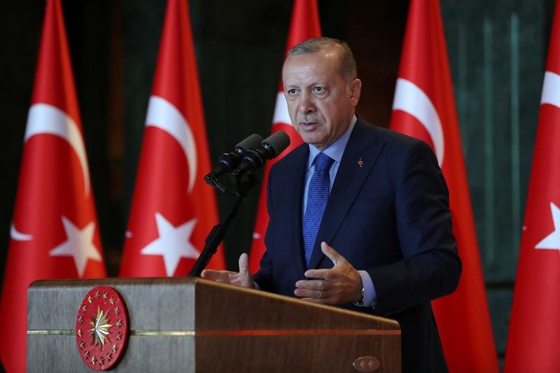 O Ερντογάν καλεί το Κιργιστάν να καταστείλει το δίκτυο του Γκιουλέν στο εσωτερικό του