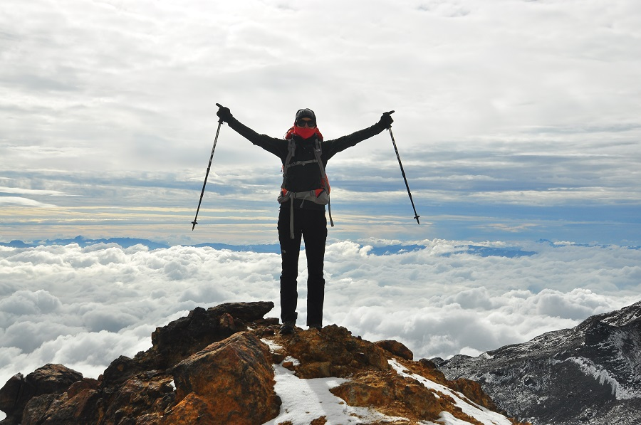 Κική Τσακαλδήμη: Καλός ορειβάτης είναι ο ζωντανός ορειβάτης
