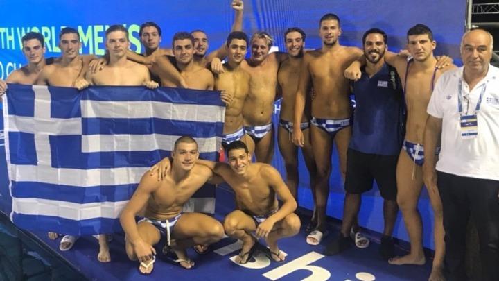 «Χρυσή» η Εθνική Εφήβων – Νίκη επί της Ισπανίας με 9-8 στον τελικό!
