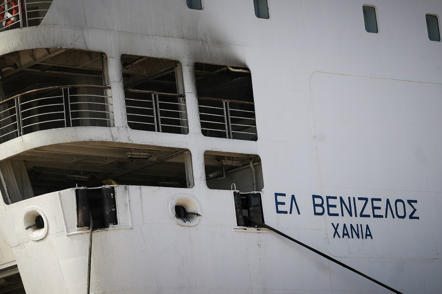 Τέλος καλό όλα καλά για επιβάτες του «Ελευθέριος Βενιζέλος» – Έφτασαν στη Σούδα
