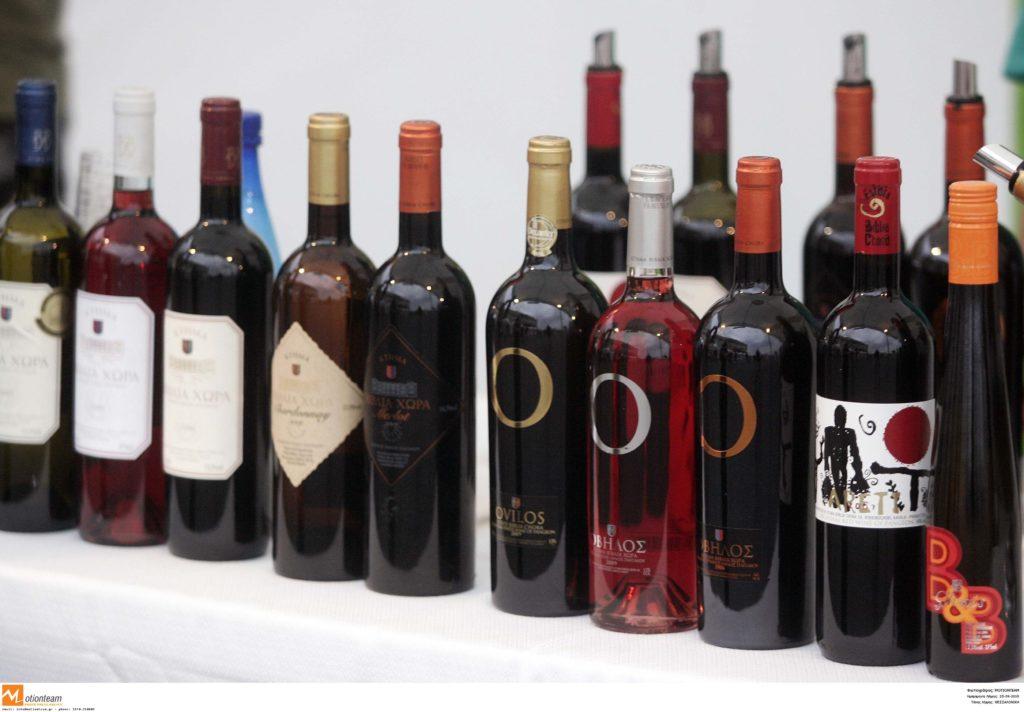Κατάργηση του ΕΦΚ στο κρασί ζητά ο Σύνδεσμος Ελληνικού Οίνου
