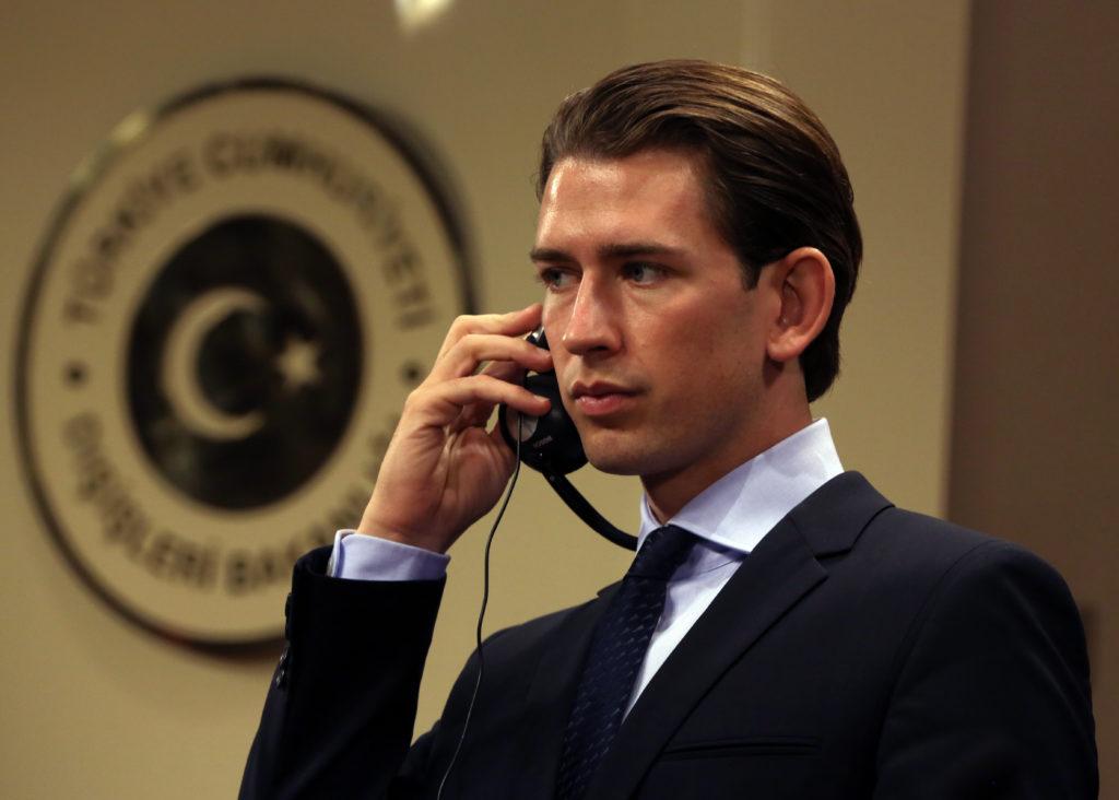 Αυστρία: To σκάνδαλο διαφθοράς οδήγησε σε παραίτηση τον Σεμπάστιαν Κουρτς