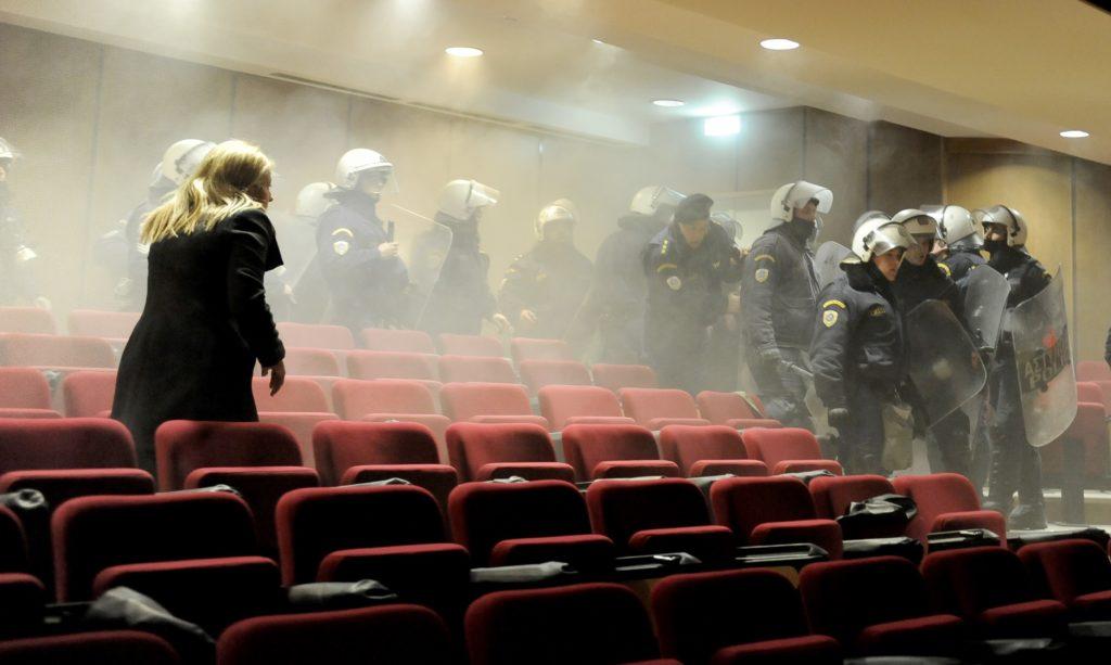 Σταύρος Κοντονής: Αλλάζει αίθουσα η δίκη της Χρυσής Αυγής ώστε να διεξαχθεί απρόσκοπτα