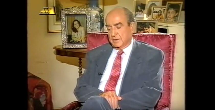 Όταν ο Κωνσταντίνος Μητσοτάκης αναγνώριζε την αξία του Ανδρέα Παπανδρέου (Video)
