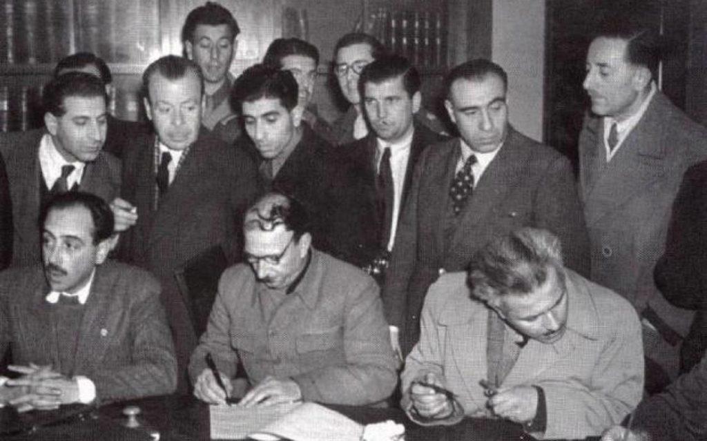 74 χρόνια από τη Συμφωνία της Βάρκιζας – Ύστερη γνώση vs όψιμη σοφία