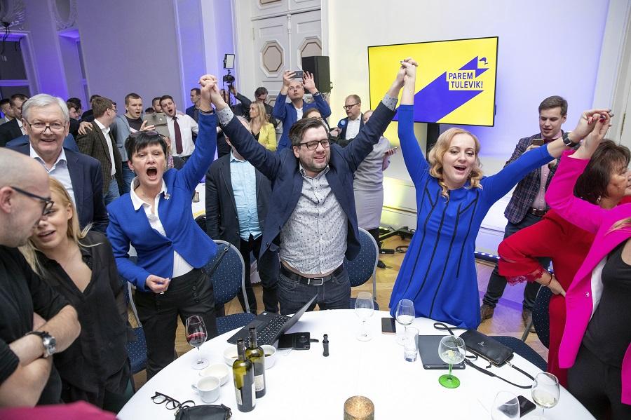 Ανησυχία από το εκλογικό αποτέλεσμα στην Εσθονία: Μεγάλη άνοδος της ακροδεξιάς