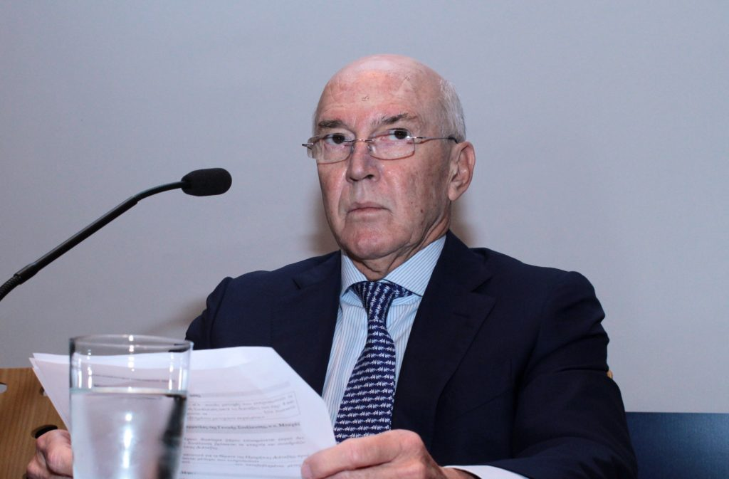 Νέο εξώδικο και ερωτήματα Ρουμελιώτη προς την Τράπεζα της Ελλάδος