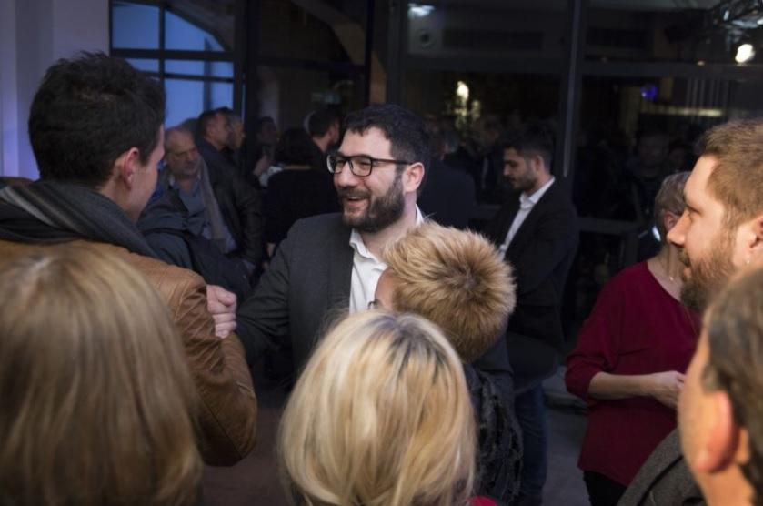 Ο Νάσος Ηλιόπουλος θα …τ' ακούσει από κατοίκους για το Πεδίον του Άρεως