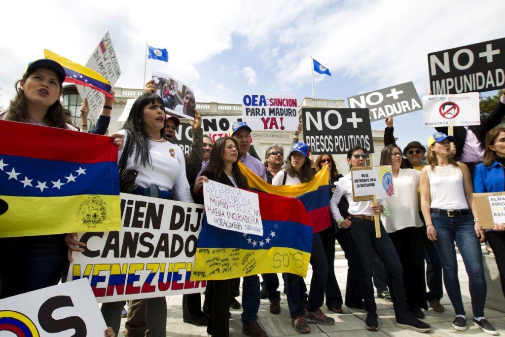 Το Καράκας δίνει διορία 72 ωρών σε Αμερικανούς διπλωμάτες για να φύγουν από τη χώρα