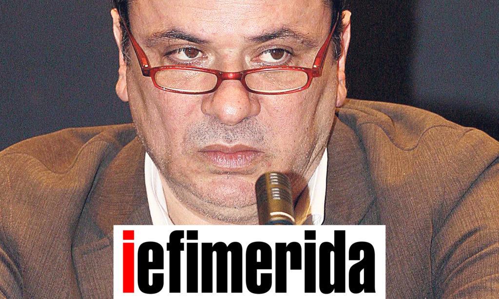 Καμπάνα στον Χρήστο Ράπτη του iefimerida για κατάπτυστο δημοσίευμα κατά του Documento