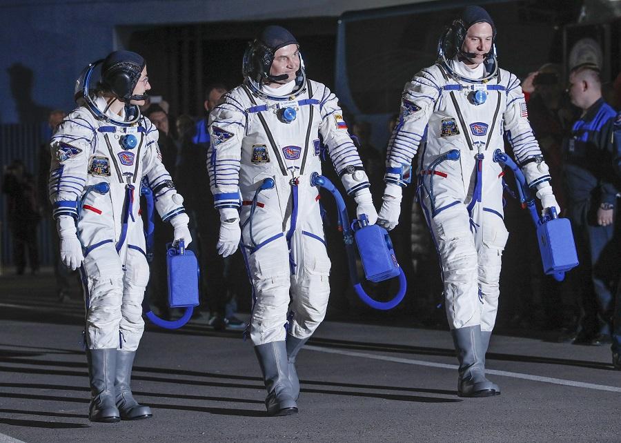 Πλυντήριο ρούχων για… αστροναύτες κατασκευάζει η Ρωσία