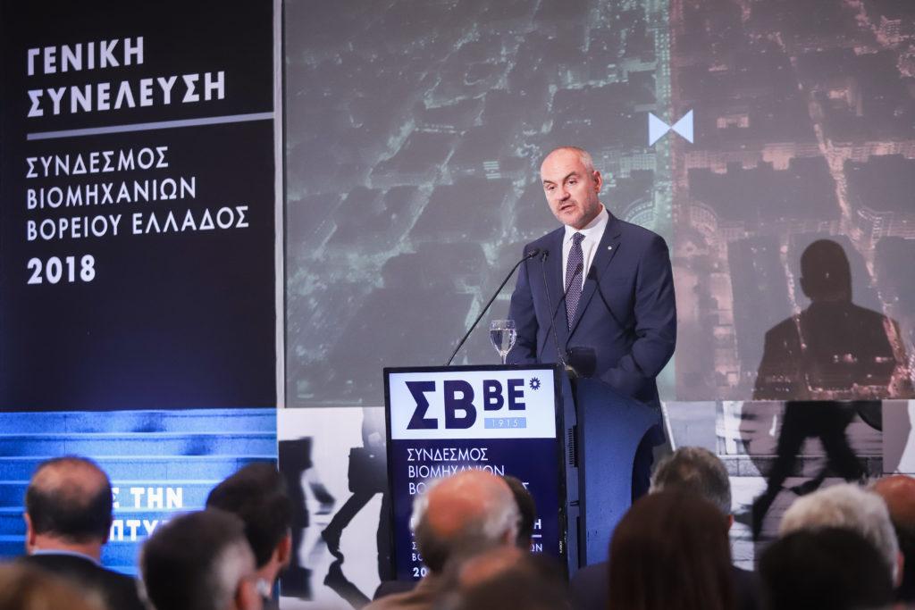Θεσσαλονίκη: Θετικά βλέπουν οι βιομήχανοι τις ρυθμίσεις οφειλών εργοδοτών στα ασφαλιστικά ταμεία