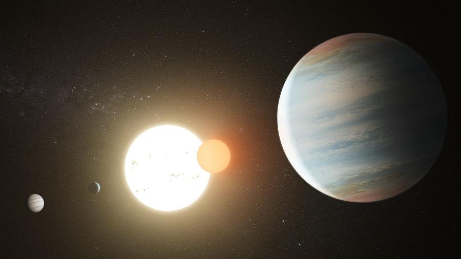 Τρεις πλανήτες γύρω από δύο ήλιους: Σημαντική ανακάλυψη από αστρονόμους