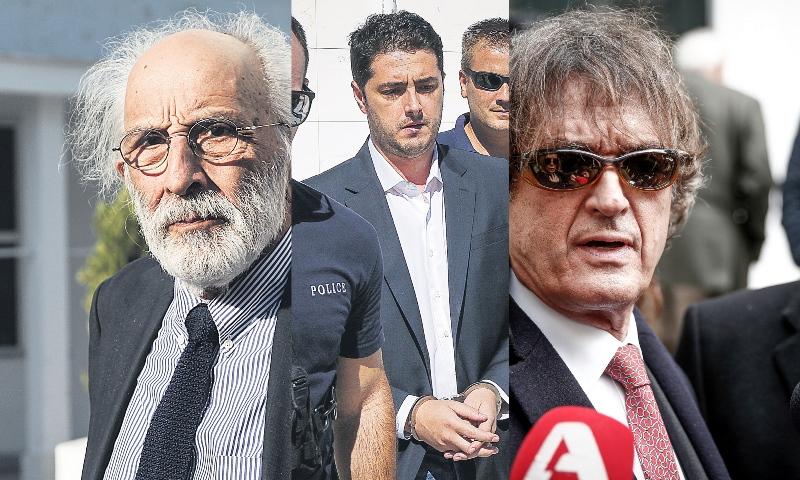 Μεγαλοδικηγόροι, μαφιόζικοι φόνοι και Energa
