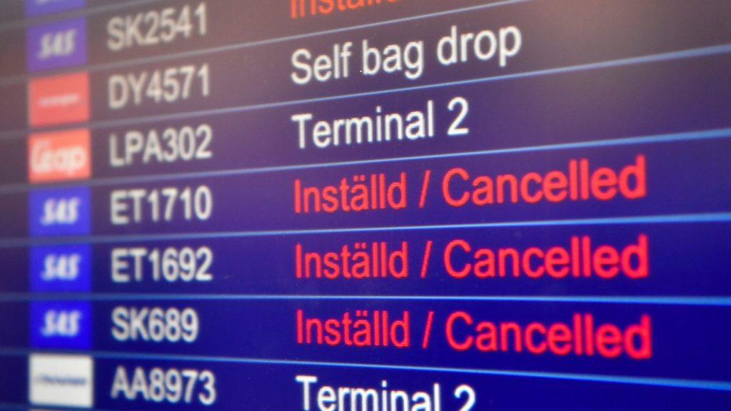 Tρίτη ημέρα απεργίας των πιλότων της SAS – Λαμβάνουν 8.700 ευρώ το μήνα αλλά ζητούν +13%