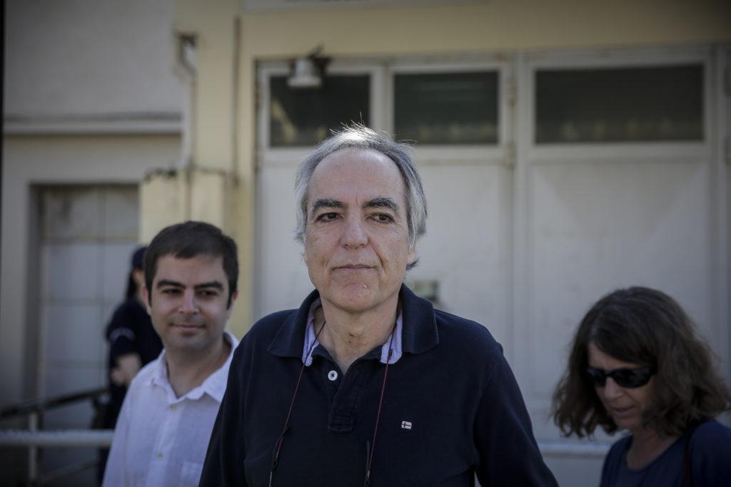 Σταματάει την απεργία πείνας ο Δημήτρης Κουφοντίνας