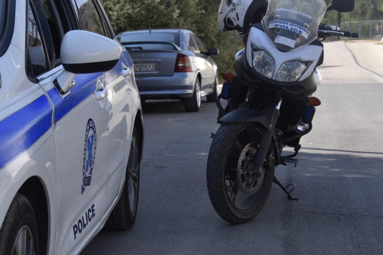 Σε εξέλιξη μεγάλη επιχείρηση της Αστυνομίας στο κέντρο της