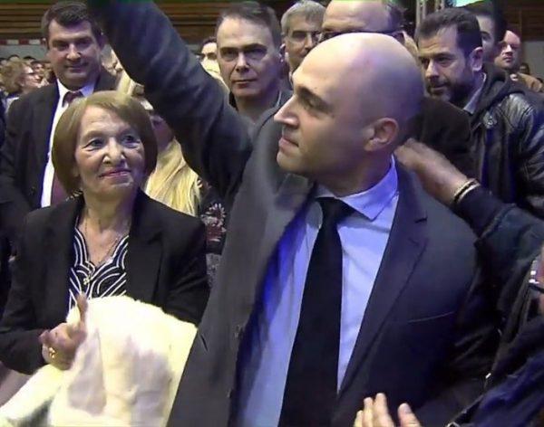 Η ρουσφετολογία και τα μεγαλεπήβολα σχέδια του Κωνσταντίνου Μπογδάνου για τη Βουλή (Video)