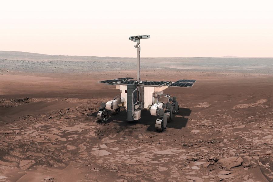 Νέες ενδείξεις για μεγάλες ποσότητες νερού σε μορφή πάγου στον Άρη