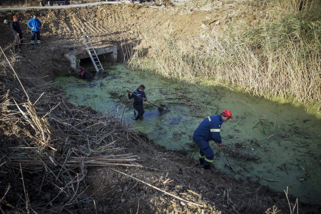 Κύπρος: Μελετούν μερικό άδειασμα της λίμνης Μεμί για να εντοπίσουν το εξάχρονο θύμα του serial killer