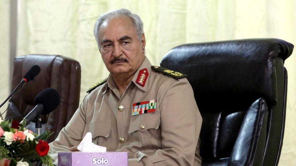 Λιβύη: Ο στρατάρχης Χάφταρ κατά ειδικού απεσταλμένου του ΟΗΕ για μεροληψία