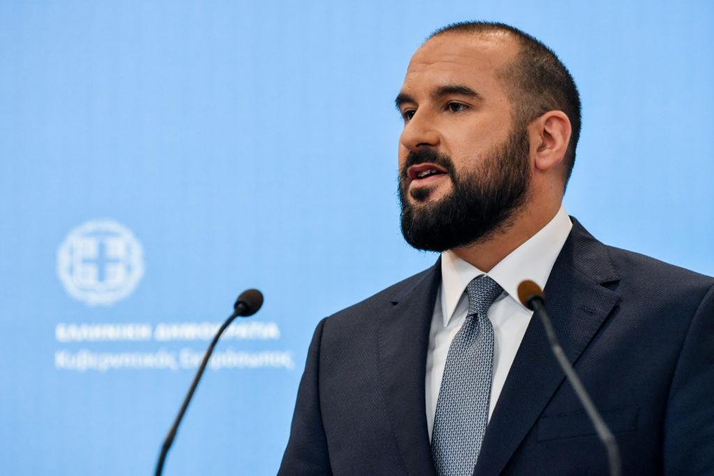 Τζανακόπουλος: Η ΝΔ δεν έχει άλλον τρόπο να αντιπαρατεθεί στην κυβέρνηση και επιλέγει την πόλωση