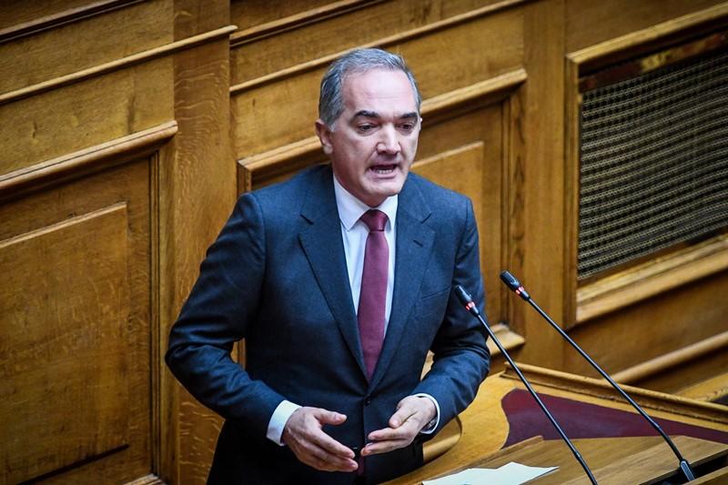 Μετά τον Ανδρέα Λοβέρδο, κλήση από την εισαγγελία κατά της διαφθοράς έλαβε και ο Μάριος Σαλμάς