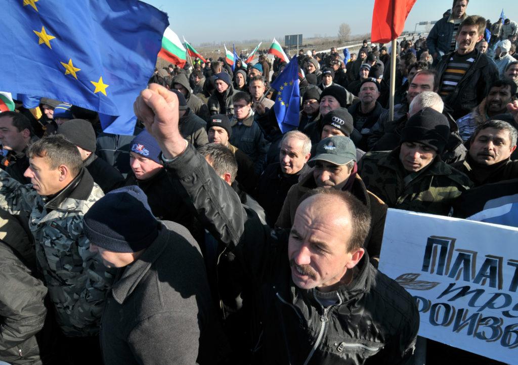 Βουλγαρία: Παραίτηση του Υπ. Γεωργίας για σκάνδαλο με ευρωπαϊκές επιδοτήσεις