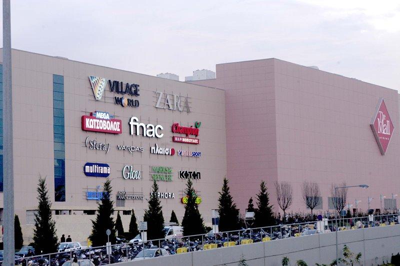 Έξι Open Mall ανοίγουν στην Κρήτη