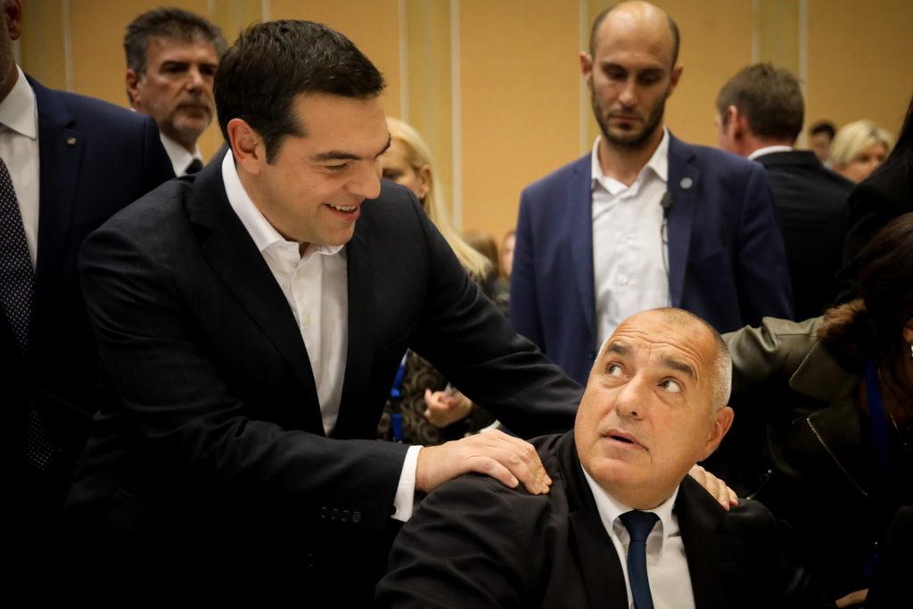 Στη Βουλγαρία ο Τσίπρας – Εγκαινιάζει με Μπορίσοφ το έργο του αγωγού φυσικού αερίου