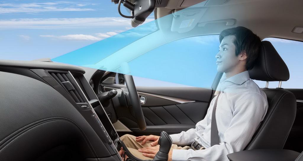 Η Nissan εξοπλίζει το νέο Skyline με το ProPilot