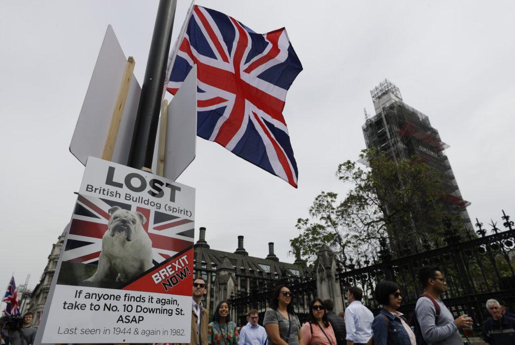 Αύριο, Πέμπτη οι Ευρωεκλογές στη Βρετανία