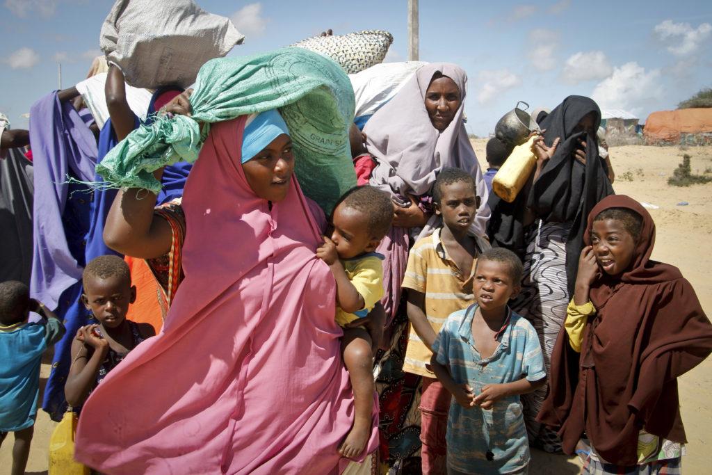 Σομαλία: Νέα ανθρωπιστική κρίση απειλεί τη χώρα – Ένα εκατ. παιδιά σε κίνδυνο