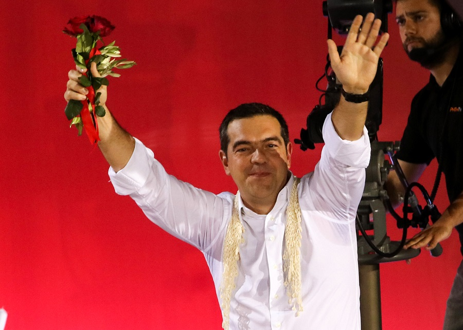 Τσίπρας: Η Ελλάδα δεν θα γυρίσει πίσω στα σκοτεινά χρόνια του μνημονίου και του ΔΝΤ (Video)