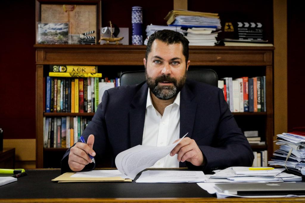 Κρέτσος: Ισχυρή η φωνή της Ελλάδας στη συζήτηση για τα fake news – Να ελέγχονται οι fact checκers
