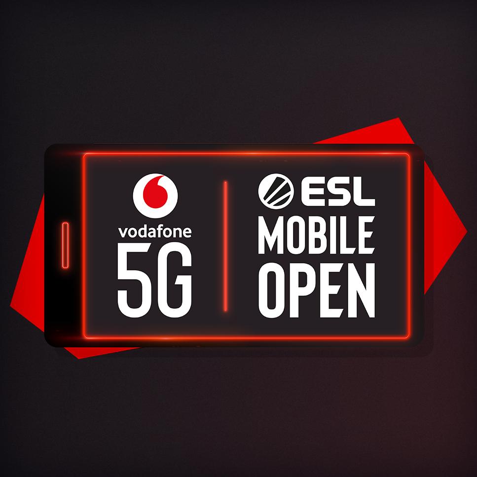 Ο Όμιλος Vodafone και η ESL διοργανώνουν  το πρώτο παγκόσμιο 5G διεθνές τουρνουά mobile esports
